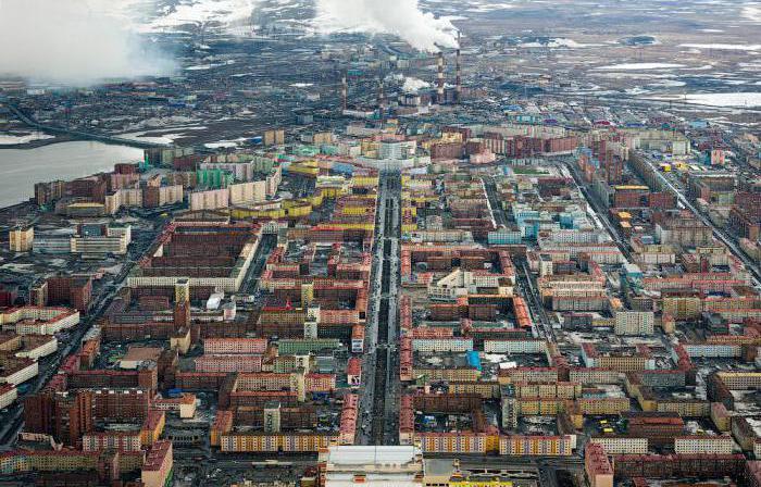 экологические проблемы красноярского края кратко