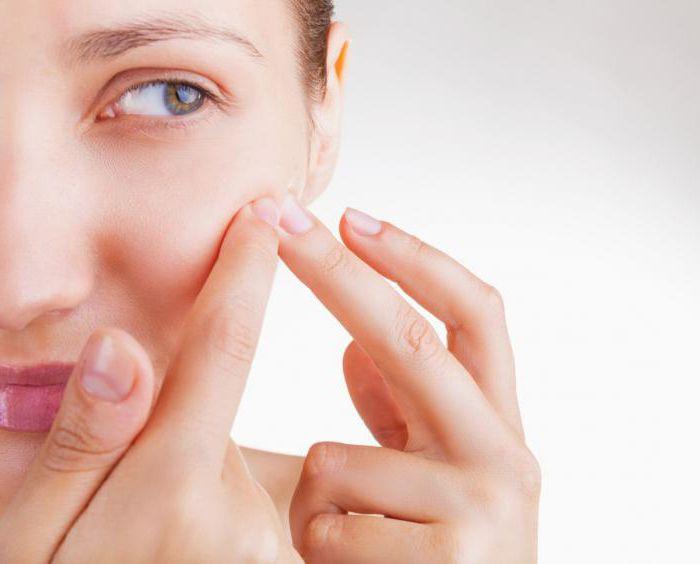 чистка лица содой