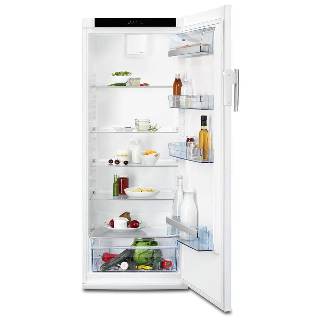 холодильник aeg внутри