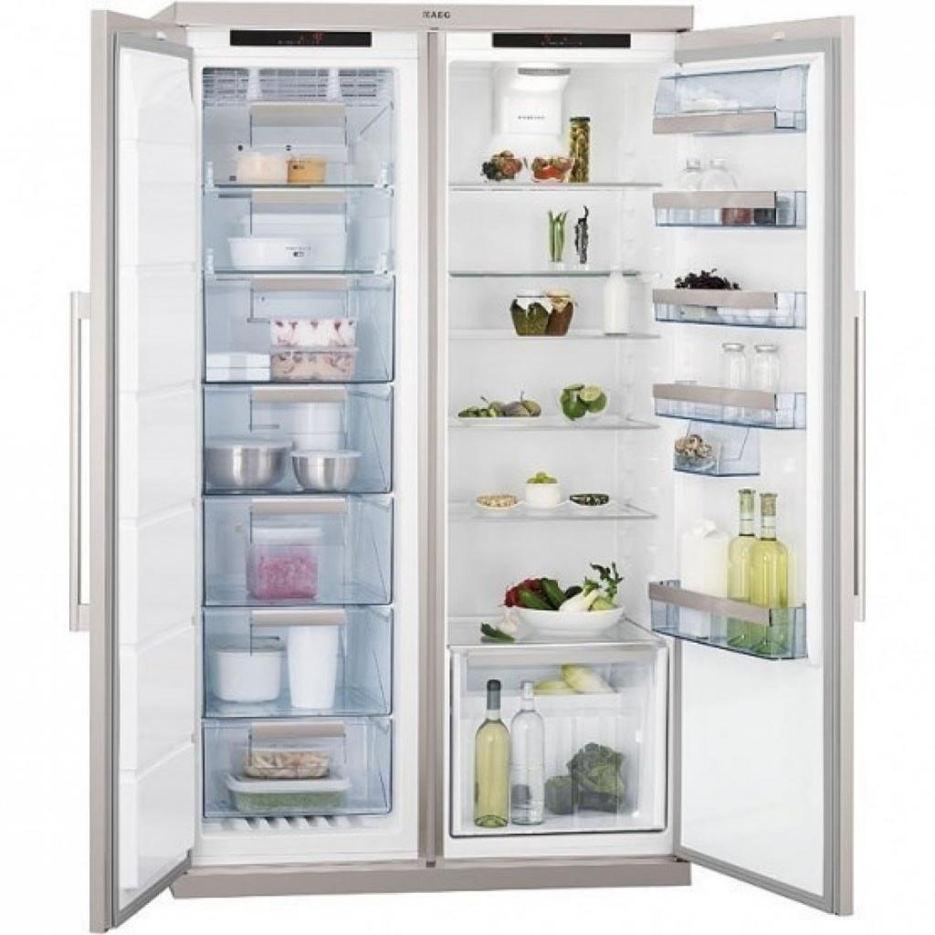 холодильник aeg для большой семьи
