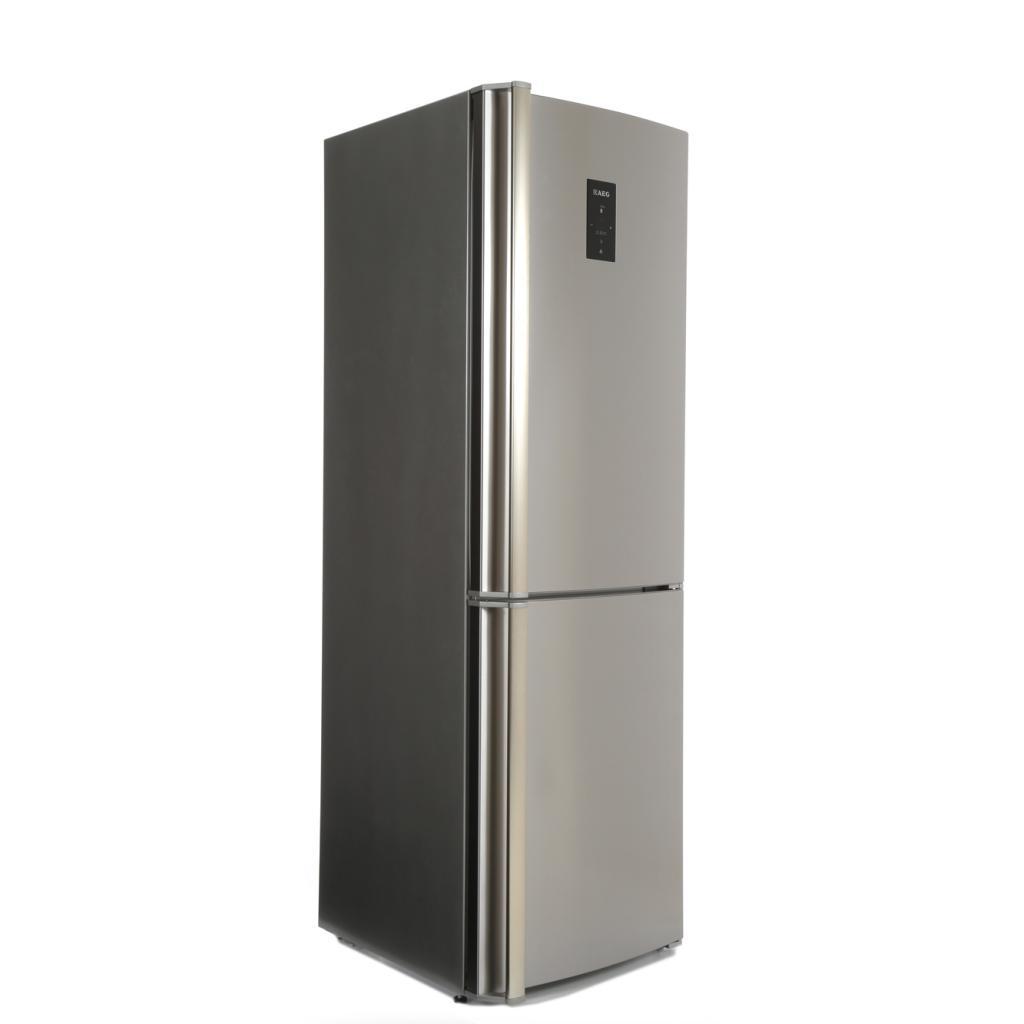 холодильник aeg с нижней морозилкой