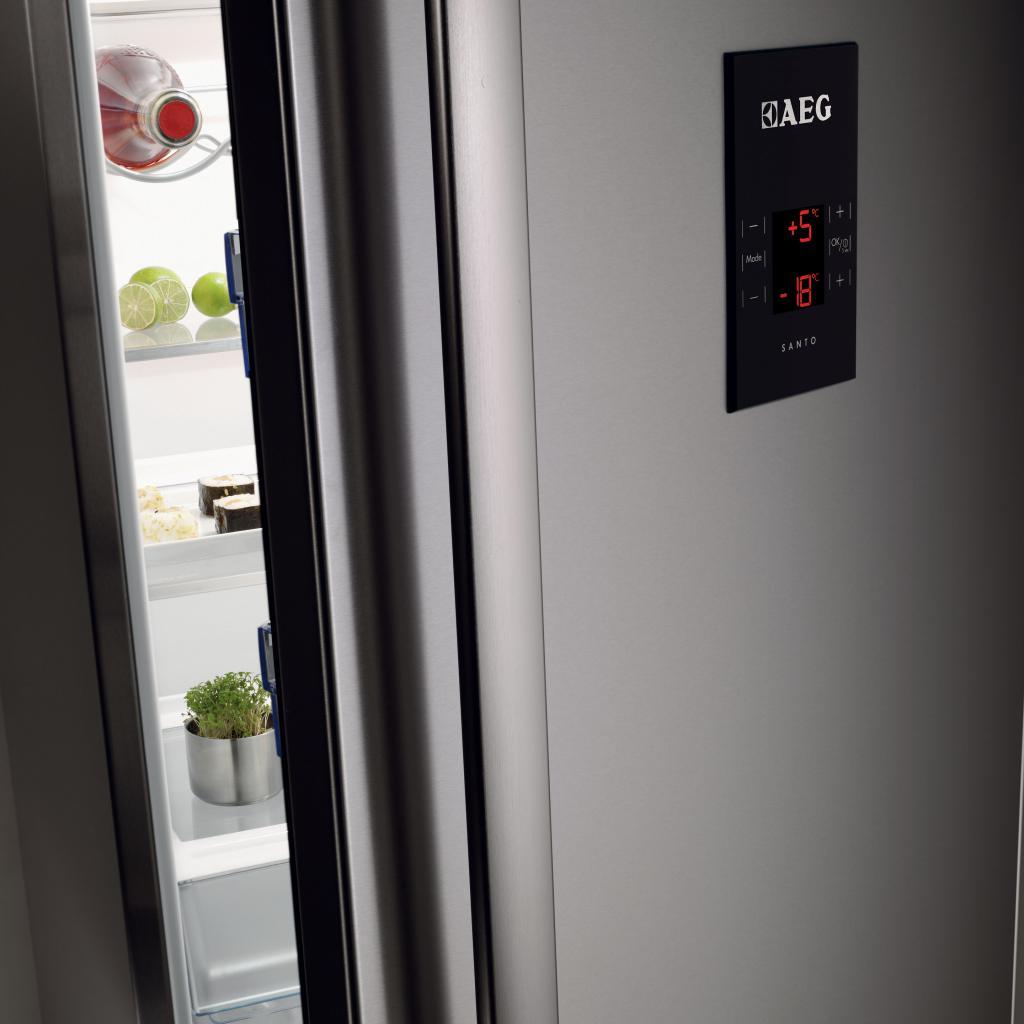 холодильник aeg santo