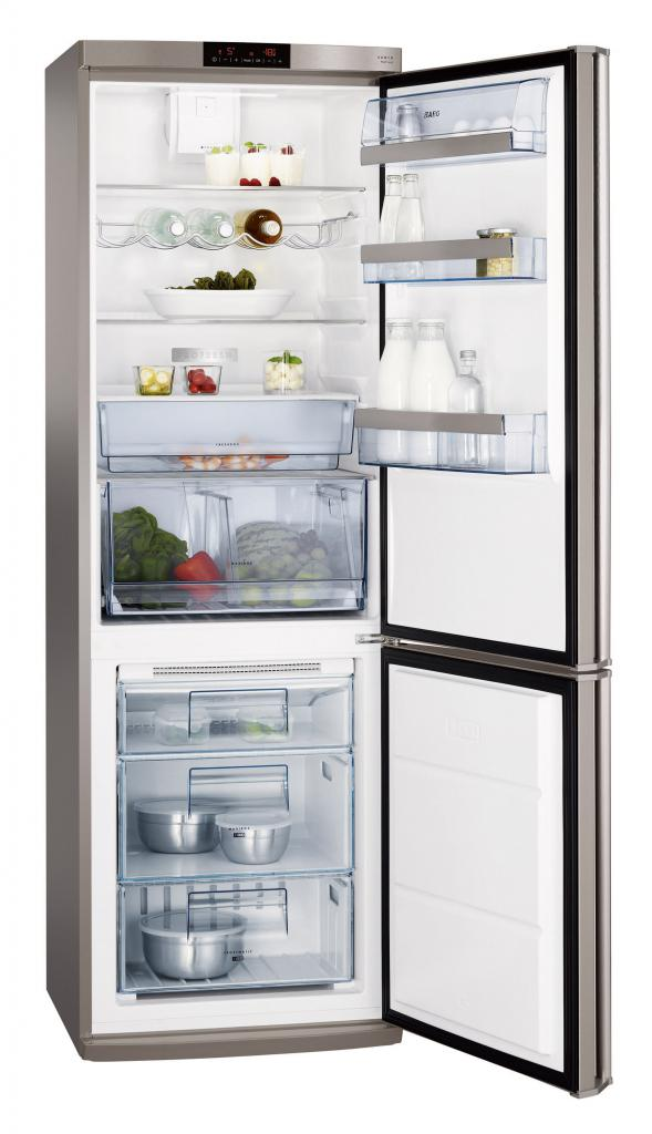 холодильник aeg s