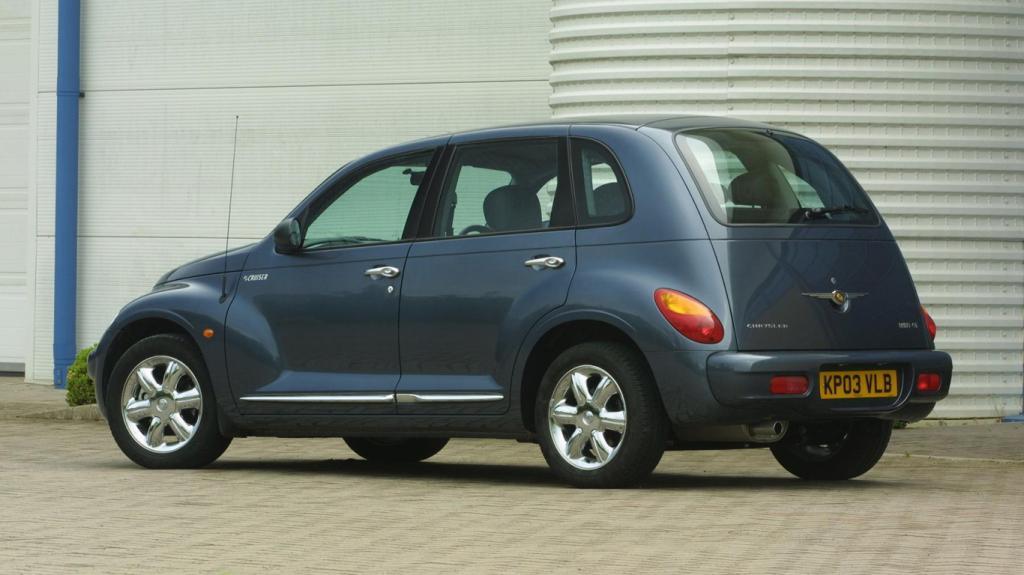 Машина Chrysler PT Cruiser