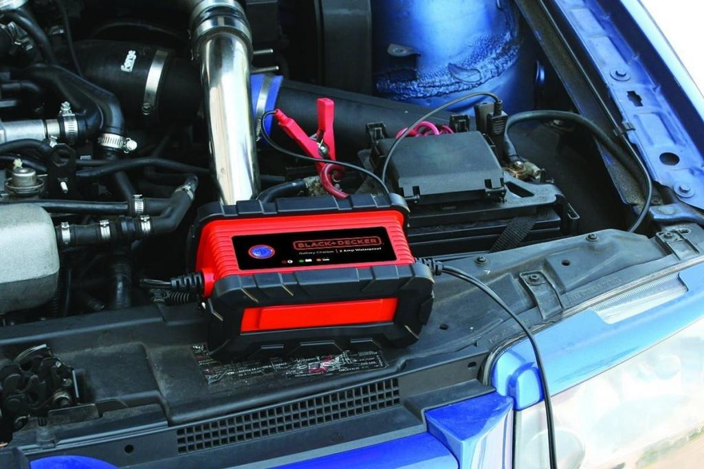 как зарядить автомобильный аккумулятор зарядным устройством