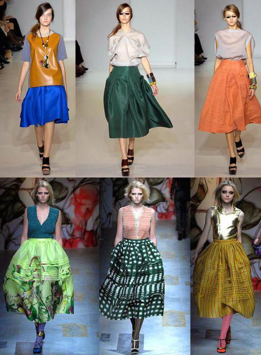 Моделирование конической юбки: выкройка, чертеж и особенности
