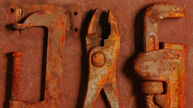 Как защитить металл в домашних условиях 509