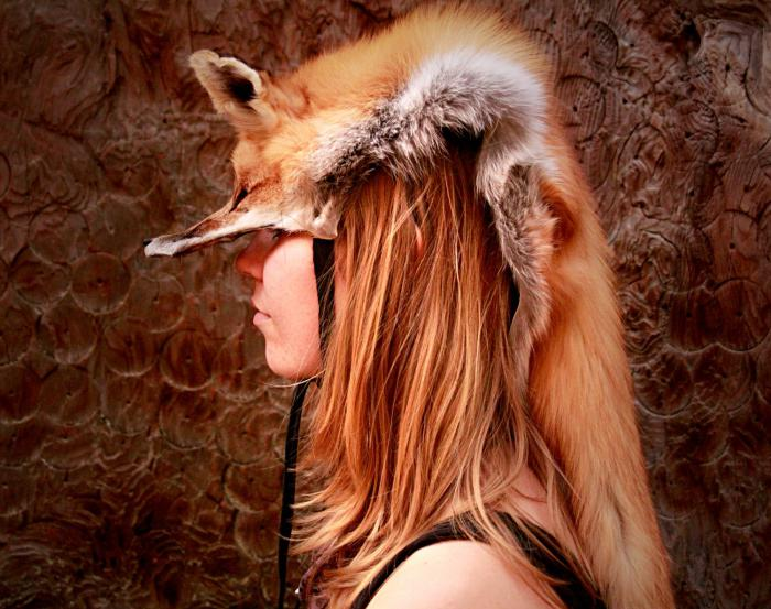 рецепты выделки шкур лисы