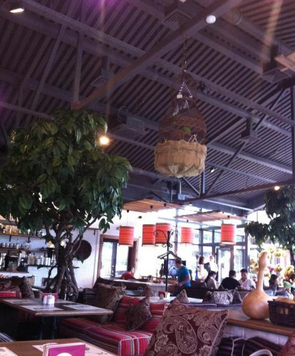 Ресторан на доблести бахрома