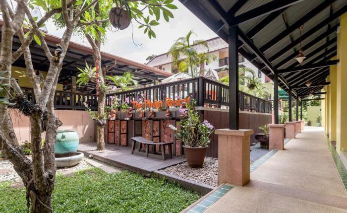 Подробное описание отдыха в Phulin Resort 3*