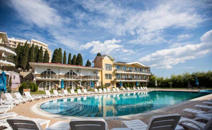 Лучшие отели Черного моря