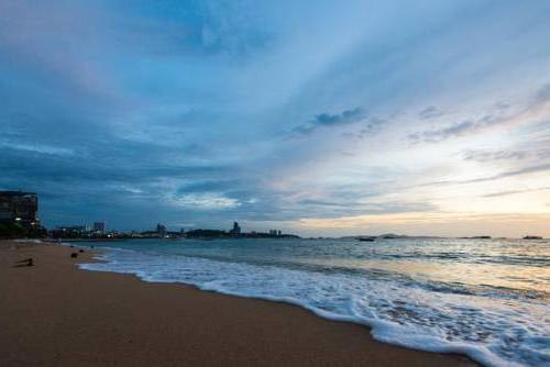 Seashore Pattaya Resort 3*