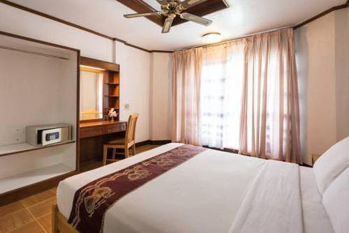 Seashore Pattaya Resort 3* (Паттайя): отзывы