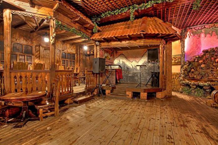 Ресторан грузинской кухни