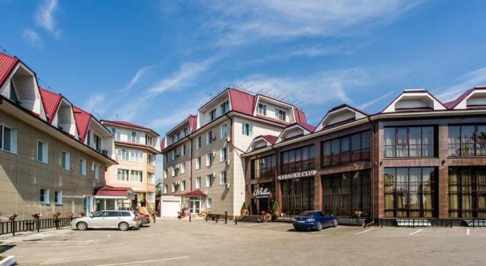 Гостиницы Иркутска в центре недорого