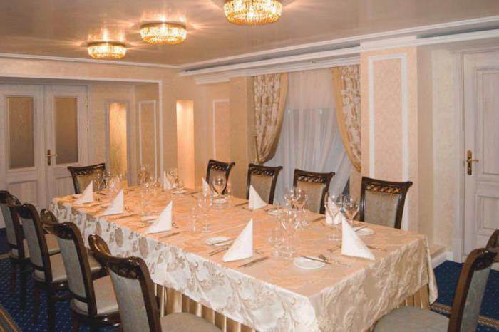Воронеж, ресторан