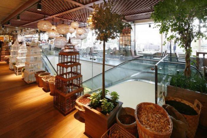 ресторан балкон лотте плаза отзывы