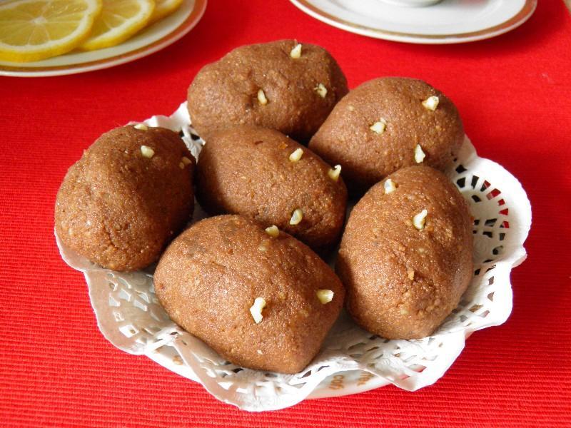Рецепт пирожных картошка с картинками