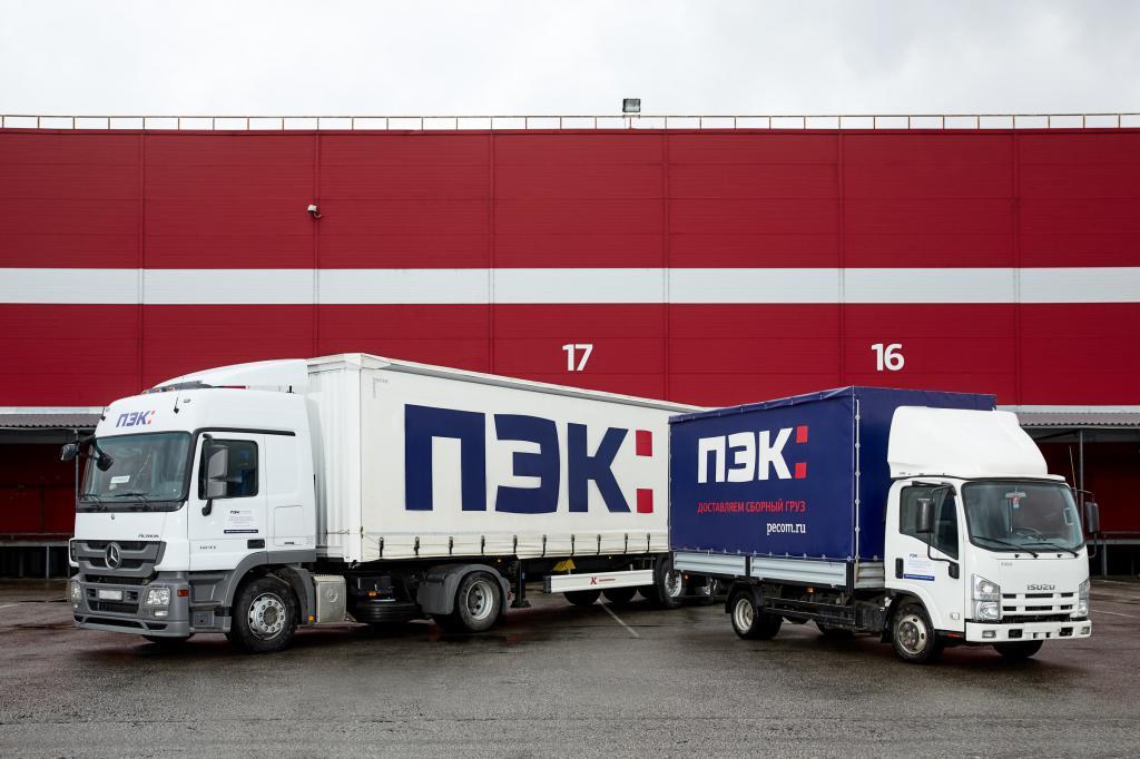 """Logistic company """"PEK"""""""