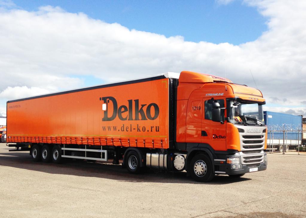Transport company Delko