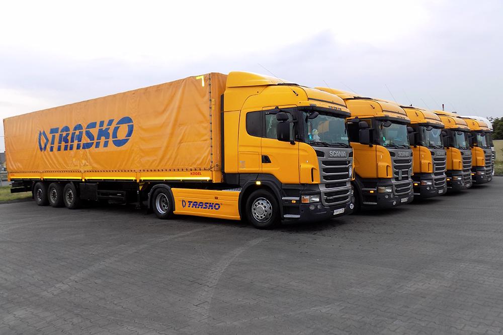 "Freight forwarding company ""Trasko"""