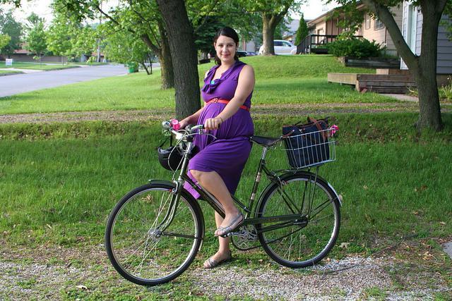 Можно ли беременным кататься на велосипеде рекомендации
