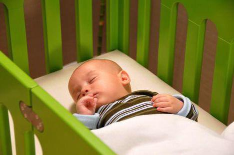 как научить грудничка спать на животе