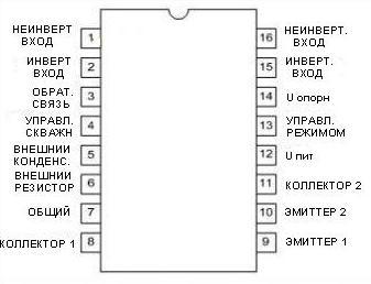 tl494 описание на русском