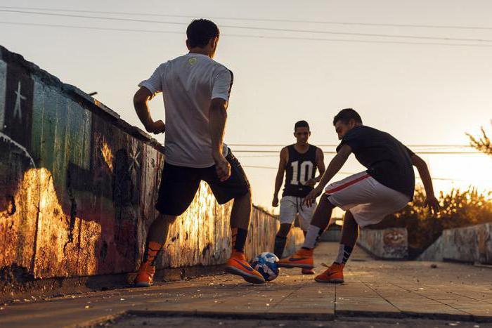 Street football wallpaper