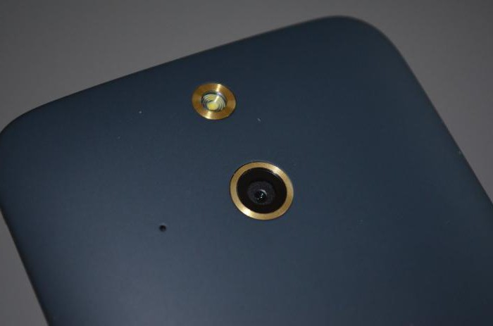 Смартфон HTC One E8 Dual Sim