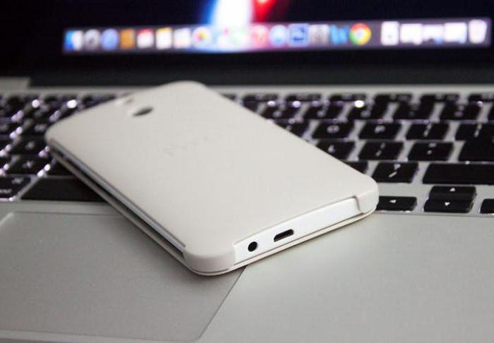 Телефон HTC One E8 Dual Sim