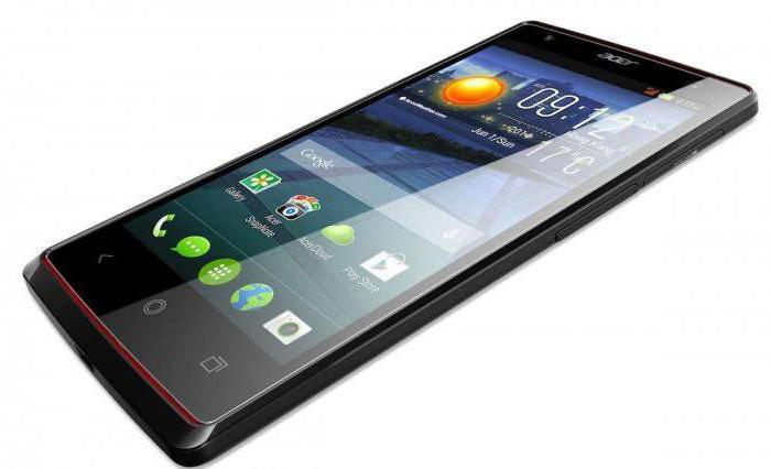 Смартфон Acer Liquid Z200