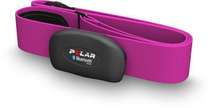 Датчик частоты сердечных сокращений Polar H7: описание, фото, отзывы