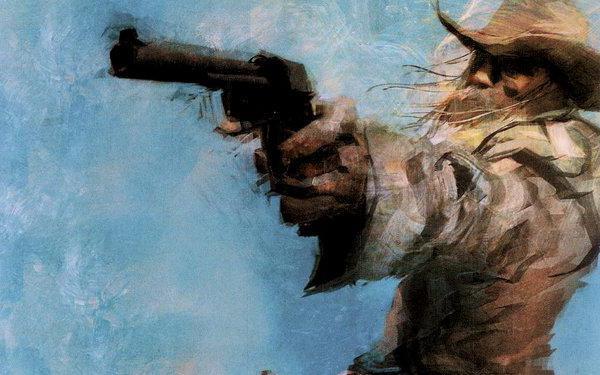 Оцелот Пистолет — кто это?