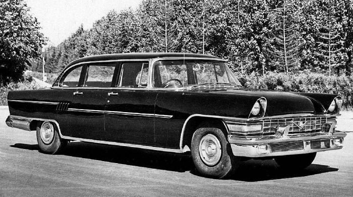 Авто СССР: модели и фото