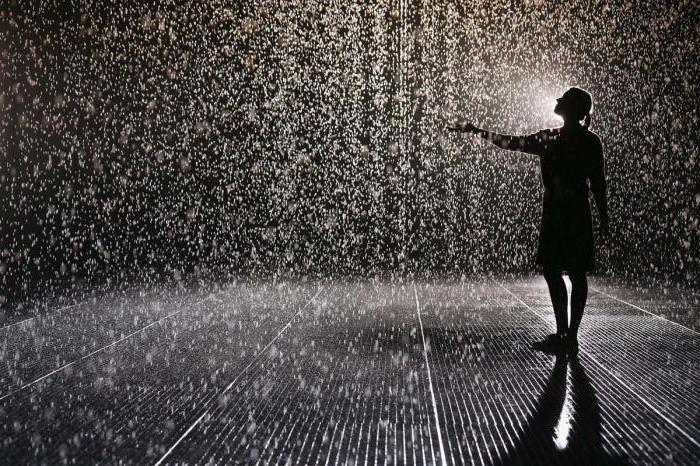Во сне попала под дождь: к чему снится?