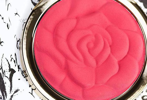 Какой цвет румян подходит светлой коже