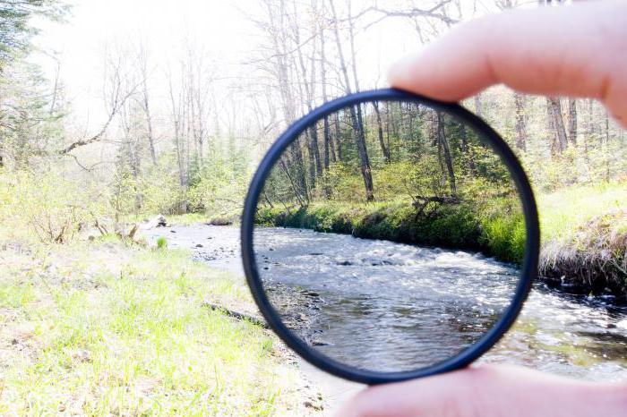 Фильтр ND: плотность, фото. Для чего нужен ND-фильтр?