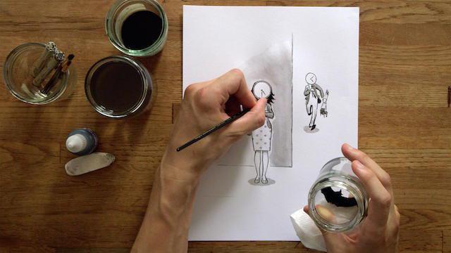 профессии связанные с рисованием список