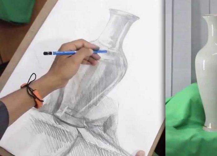 как рисовать тени на рисунке