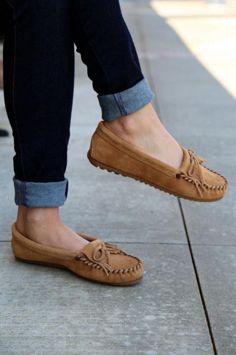 Разные виды туфель для женщин