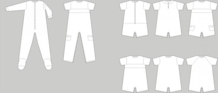выкройка детской пижамы для мальчиков