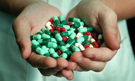 Что значит антибиотик