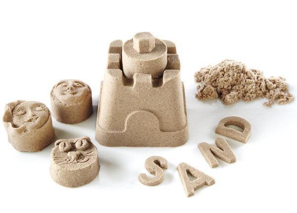 кинетический песок как делают