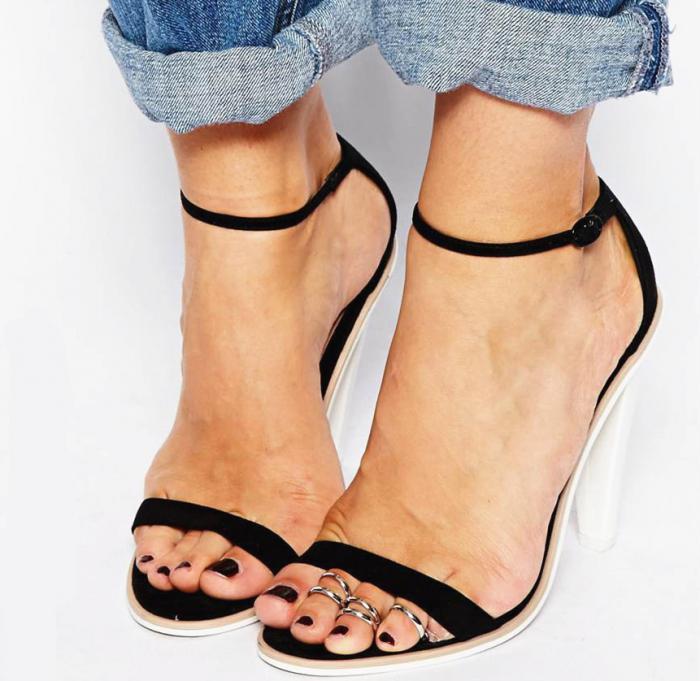 Фото пальцы на ножках у девушки 23 фотография