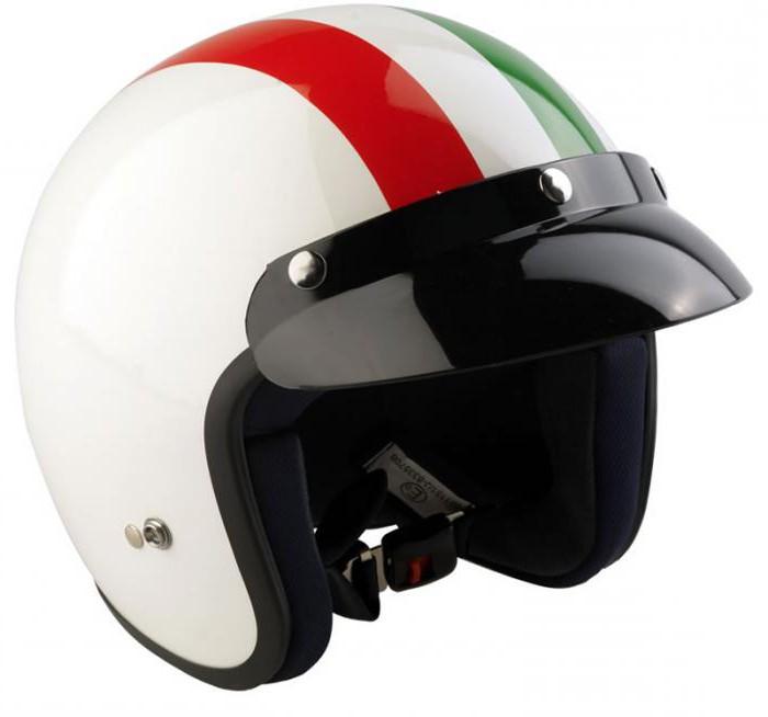 шлемы для мопеда