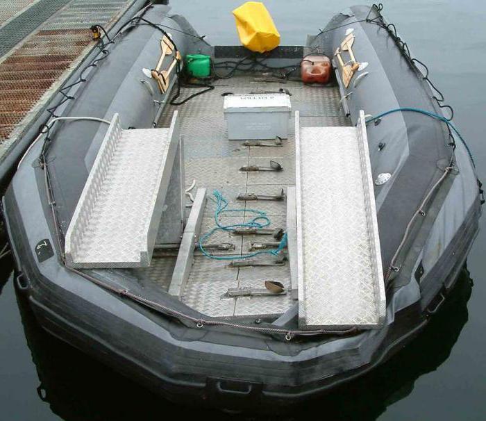 якоря для лодок пвх