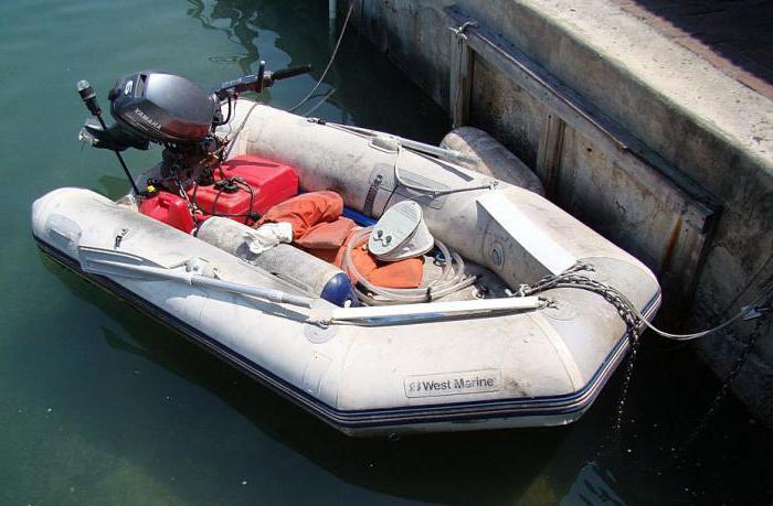 мотор на лодку пвх