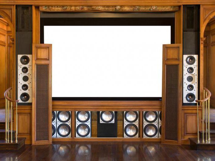 аудиосистемы для дома