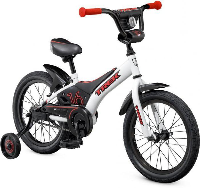 детский велосипед trek